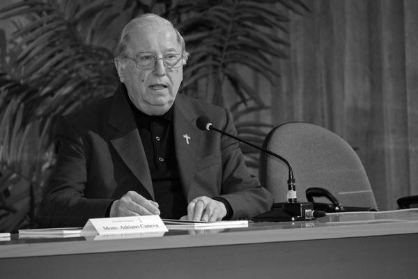 Celebrazione 60° Anniversario Ordinazione Sacerdotale Mons. Adriano Caneva