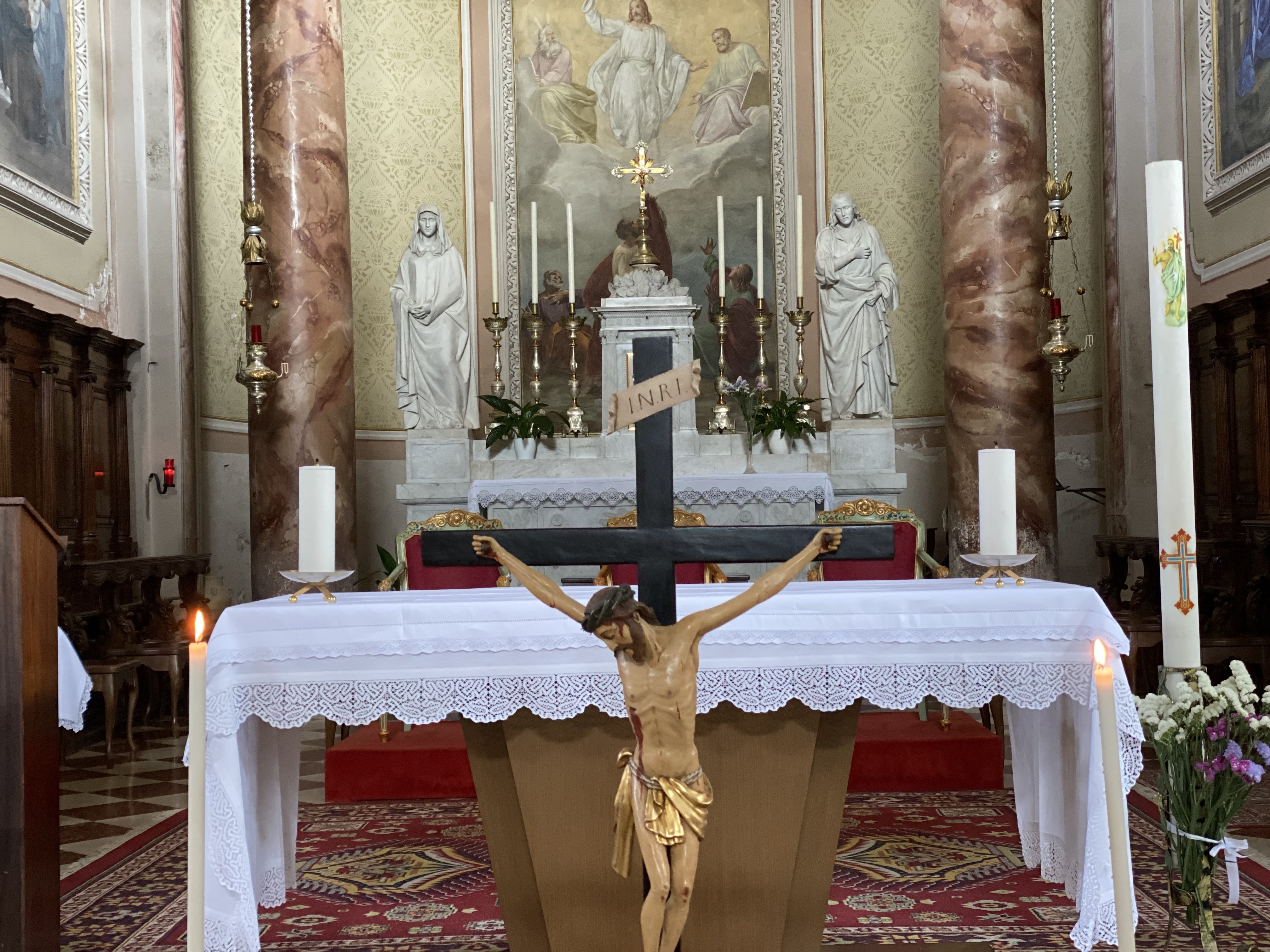 Messa della Domenica di Pasqua in Diretta Streaming